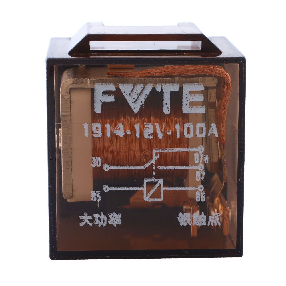 12v 100a 5pin Waterproof Automotive Relay Spdt Car Control Device 5 Pin Connections Prongs High Current Welded For Reliability Standard Is A Global Manufacturer Of Original Equipment Ignition