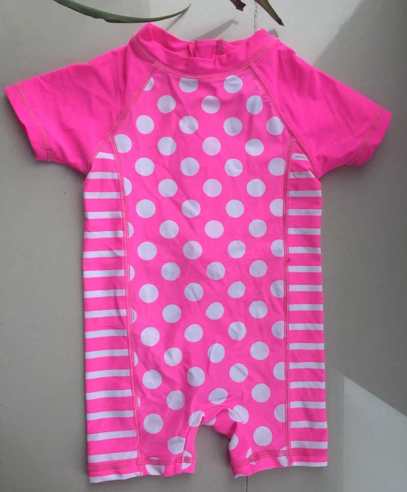 Baby girl spf swimwear-3925