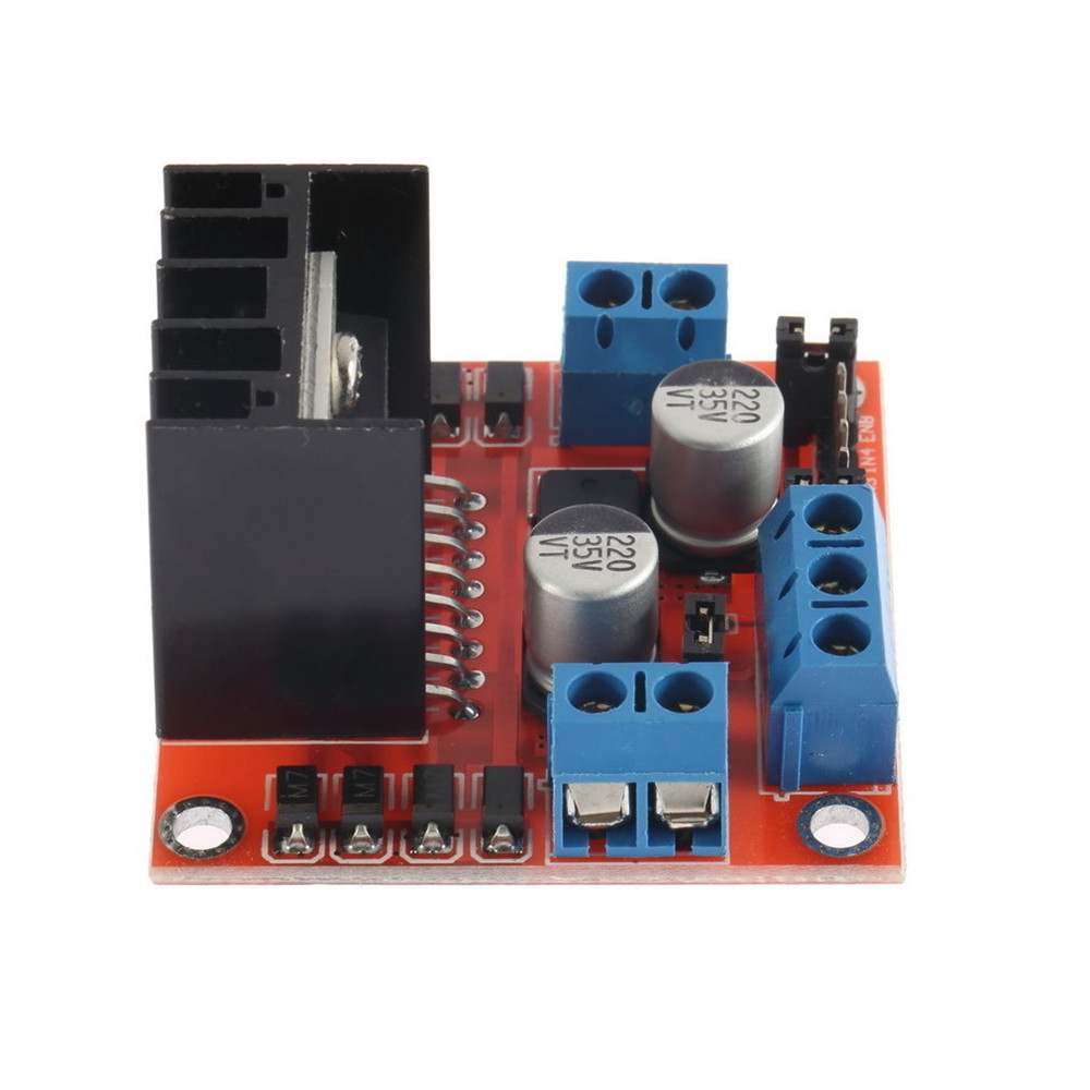 Details About Stepper Motor Drive Controller Board Module L298n Dual H Bridge Dc For Arduino Besides Simple Further Wireless 636824685675 Ebay