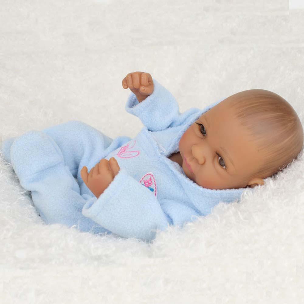 Reborn Baby Handmade Dolls Handmade Realistic Newborn Real ...