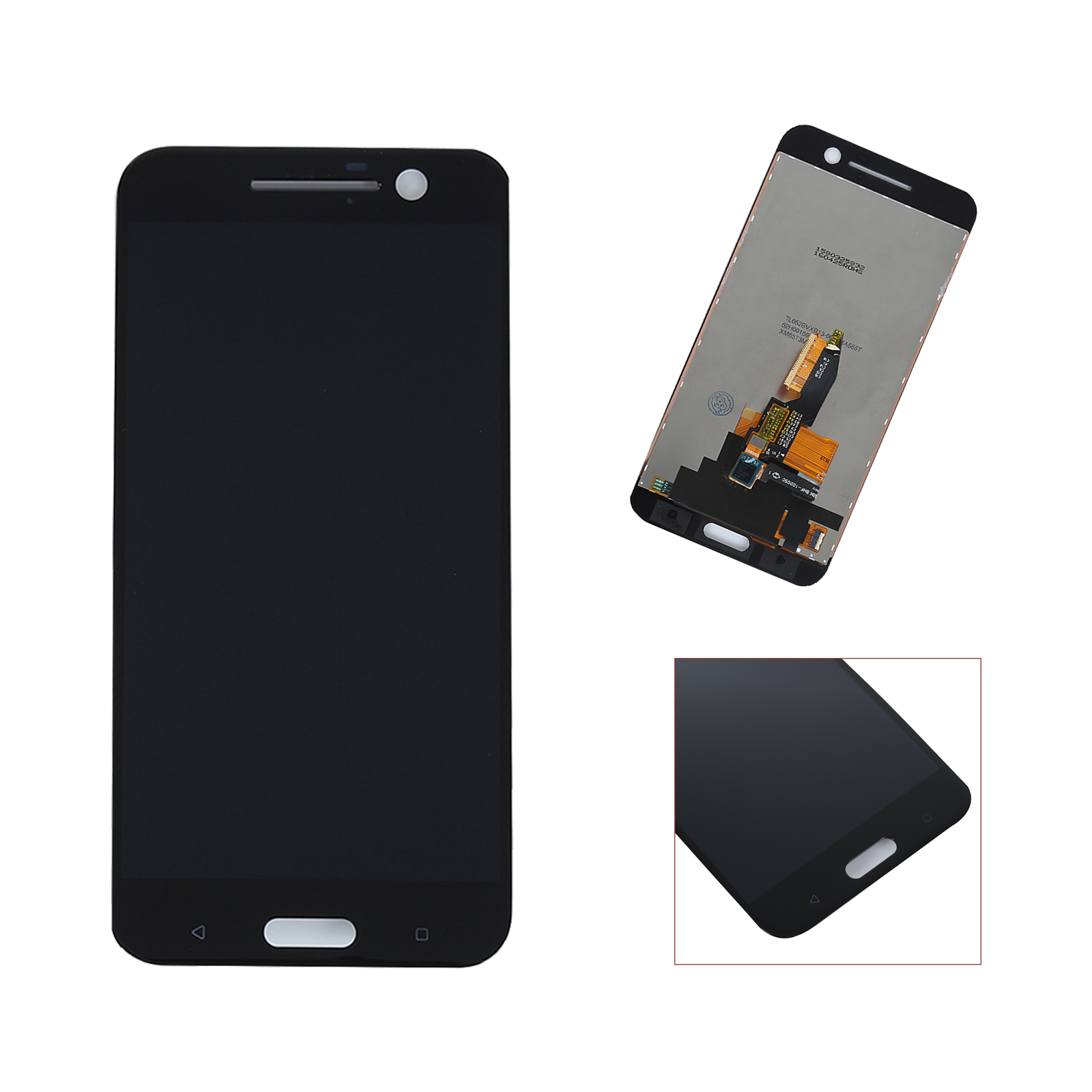 Acer Iconia A500 Touch Screen Digitizer Circuit Board Free Shipping