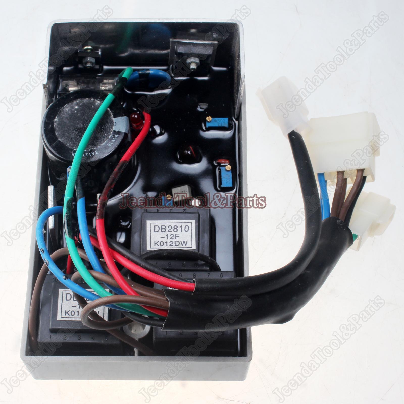New Voltage Regulator 10KW AVR KI DAVR 95S3 for KIPOR 3 Phase