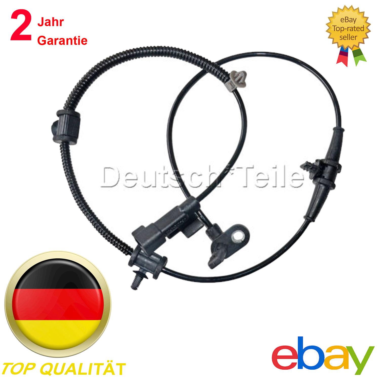Für OPEL VAUXHALL INSIGNIA SAAB 9-5 1235053 ABS-Sensor vorne links oder rechts
