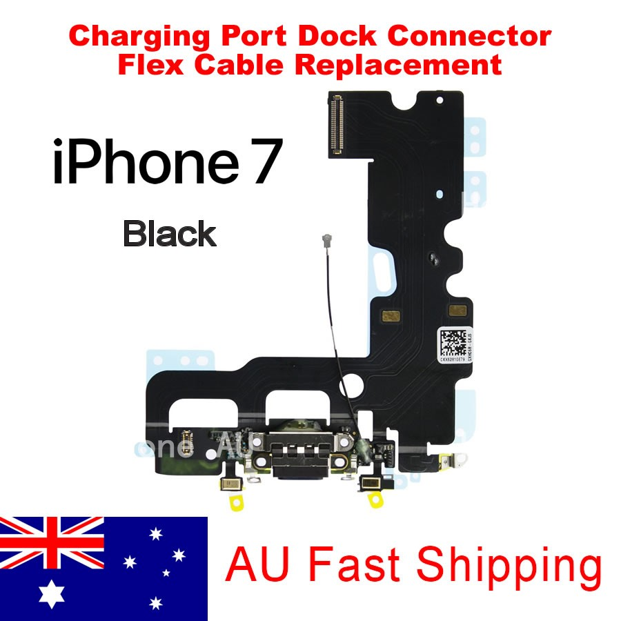 replace iphone charging port iphone 7 7 plus charging port usb dock connector flex 3039