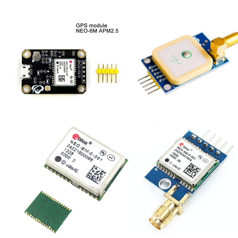 NEW NEO-7M GPS Satellite Positioning Module STM32 C51 Replace NEO-6M AIP