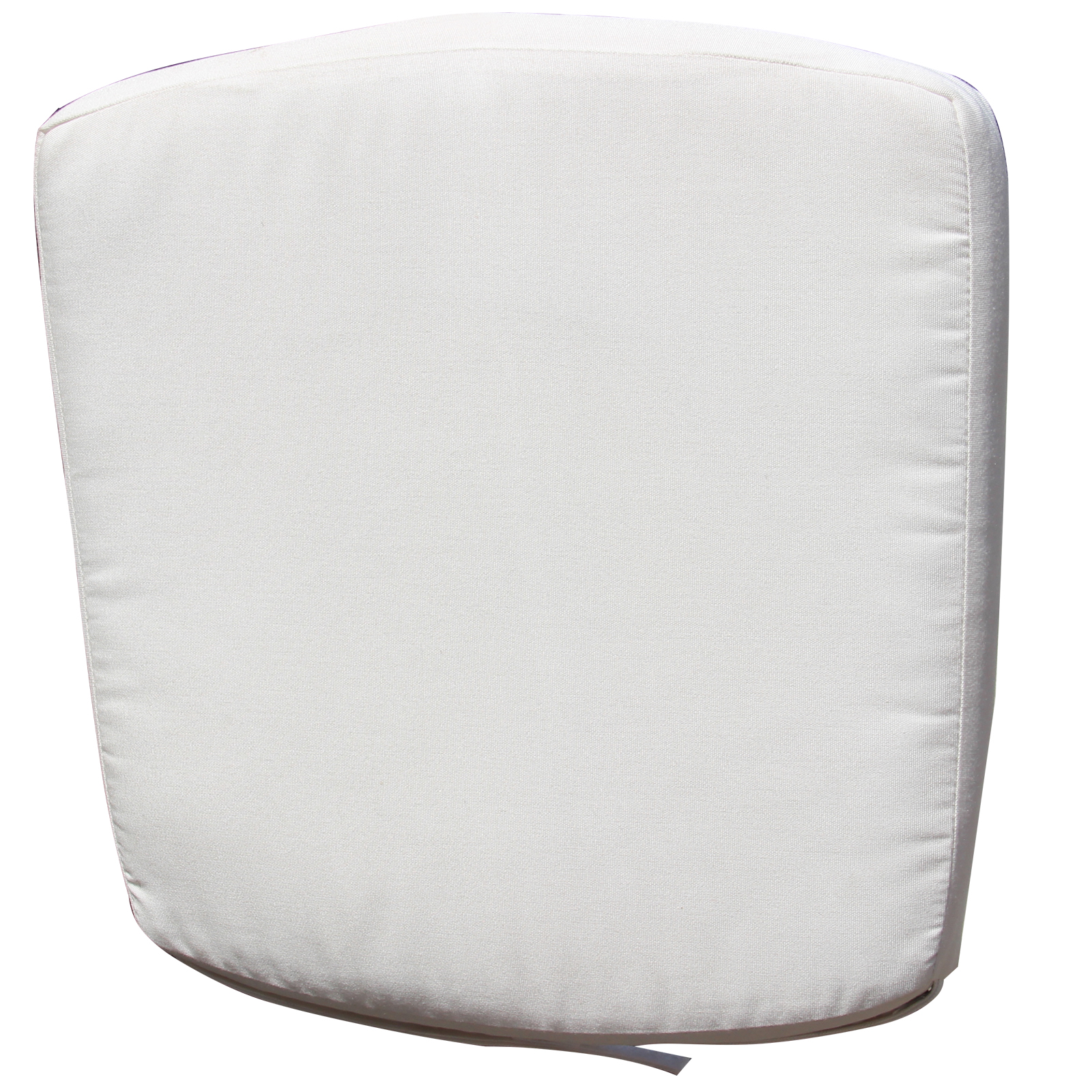 new sunbrella seat pad outdoor cushions removable tie on chair cover washable ebay. Black Bedroom Furniture Sets. Home Design Ideas