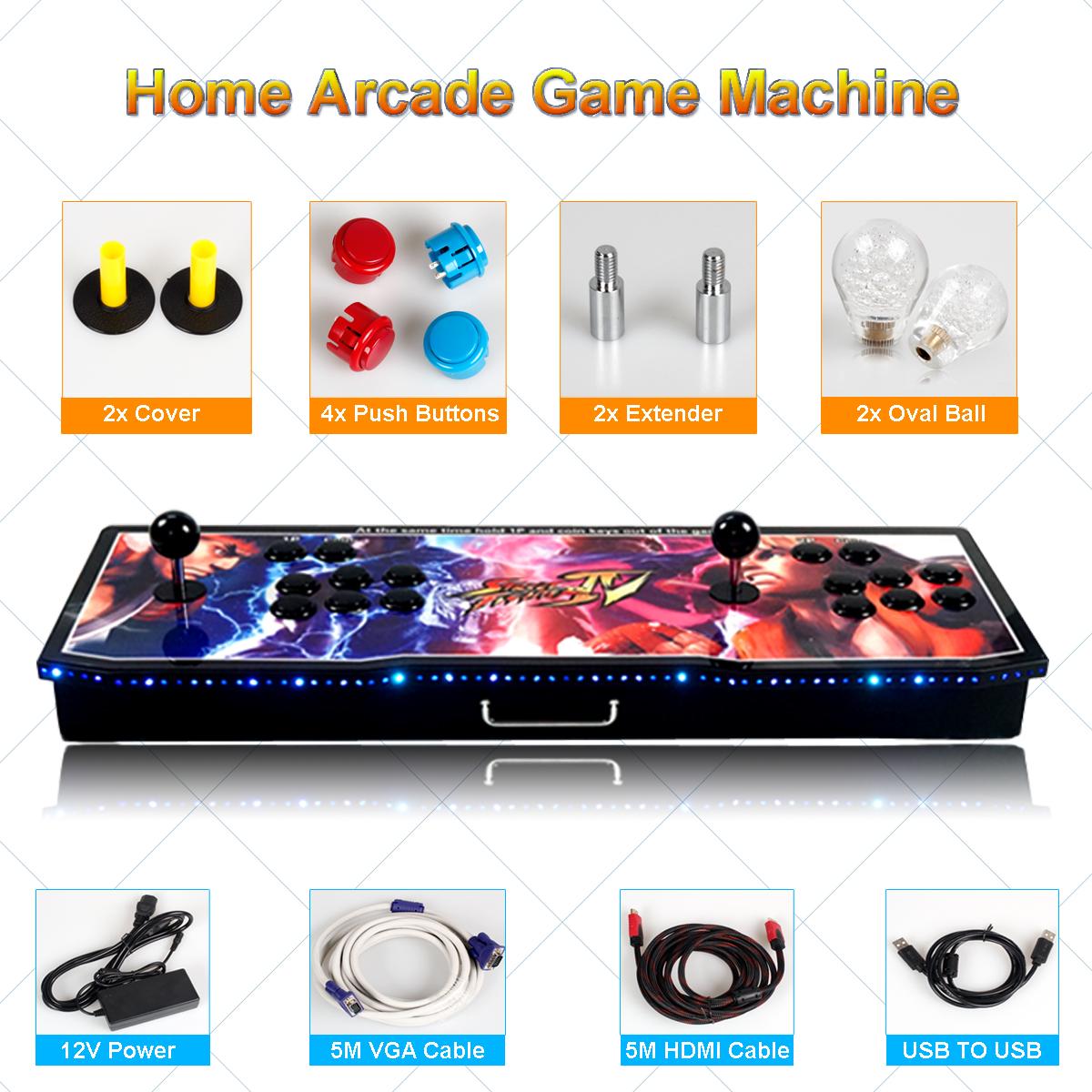arcade machine buttons