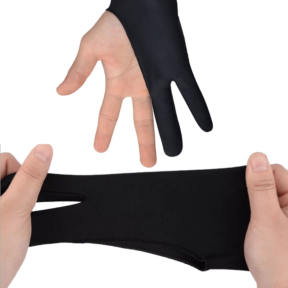 Free Size Artist Drawing Glove For Huion Graphic Tablet H610 Pro