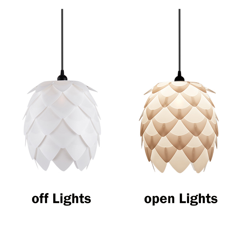Modern designer style pineapple desk lamp ceiling pendant light lamp 1x diy lampshade kit not include bulb lamp holder and wirelamp holder and wire need extra to buy 1x user manual greentooth Images
