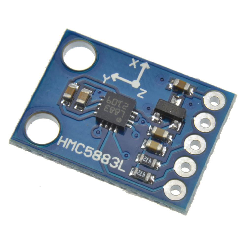 Gy 273 Hmc5883l Triple Axis Compass Magnetometer Sensor