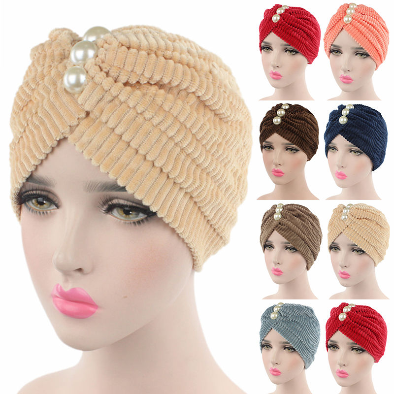 Women New Style Hijab Caps Islamic Wrap Shawls Scarf Amira One Piece  Headwear