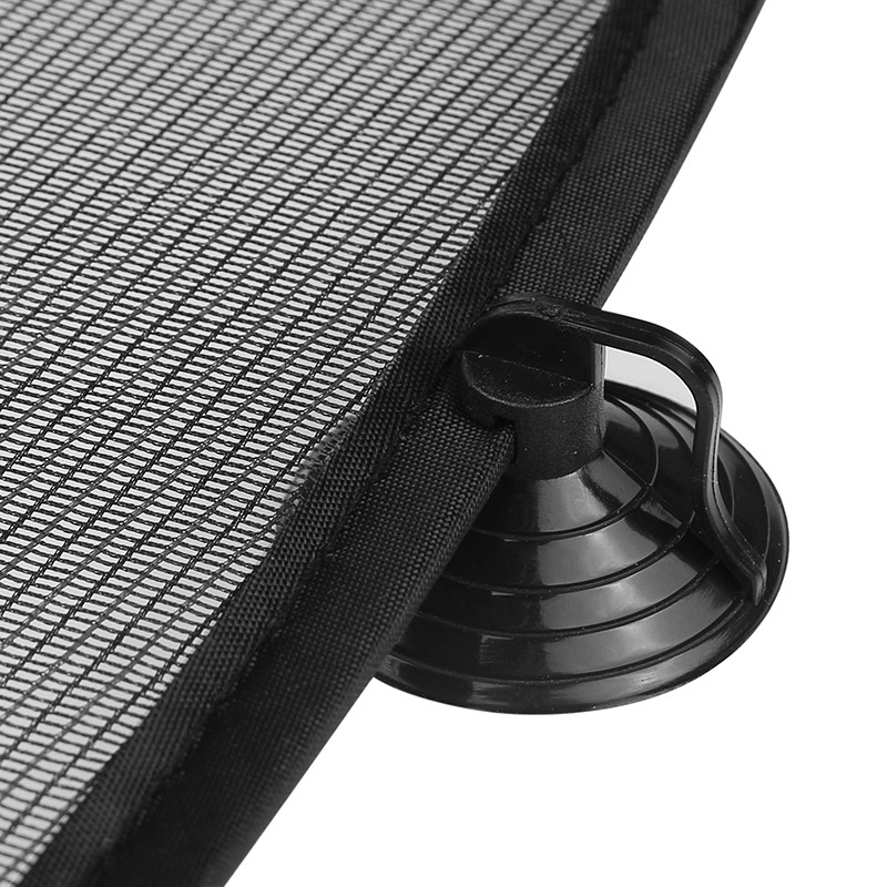 car curtain black side rear window shade windshield sunshade mesh shield visor ebay. Black Bedroom Furniture Sets. Home Design Ideas