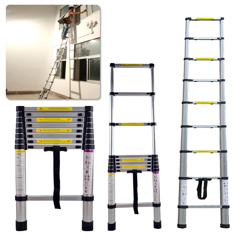 alu leiter stehleiter klappleiter teleskopleiter. Black Bedroom Furniture Sets. Home Design Ideas