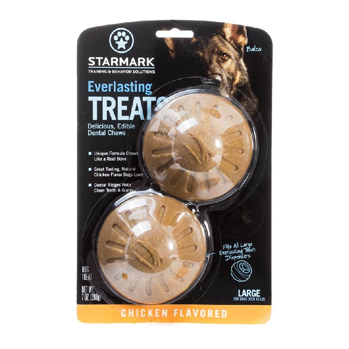 Everlasting Liver Dog Treats Small Dog Treat  Package