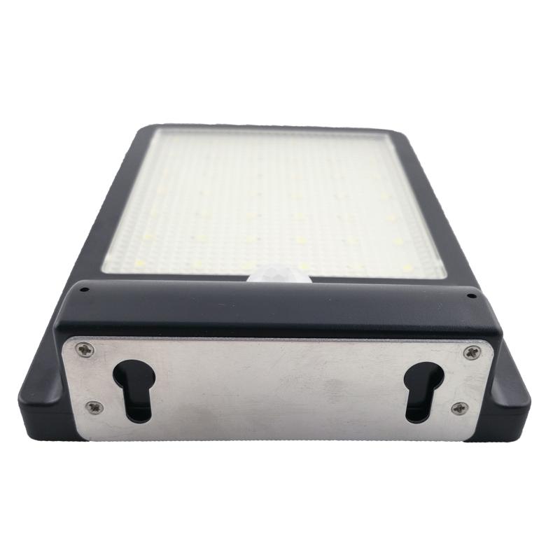 42 led solarleuchte mit bewegungsmelder ip67 au en fluter. Black Bedroom Furniture Sets. Home Design Ideas