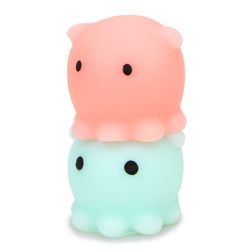 Squishy Questions : Funny Squishy Fat Octopus Squeeze Super Slow Rising Relieve Stress Kid s Toys eBay