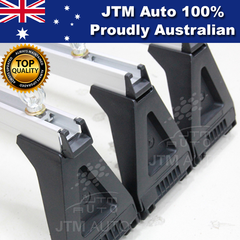 3 X Heavy Duty Adjustable Roof Racks To Suit Toyota Landcruiser 60 / 70 Series