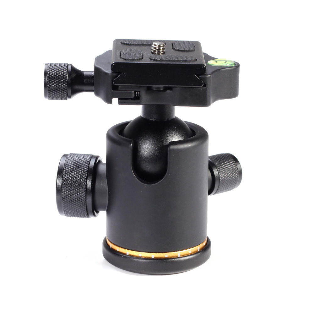 20Kg Swivel Tripod Ball Head+Quick Release Plate for DSLR ...