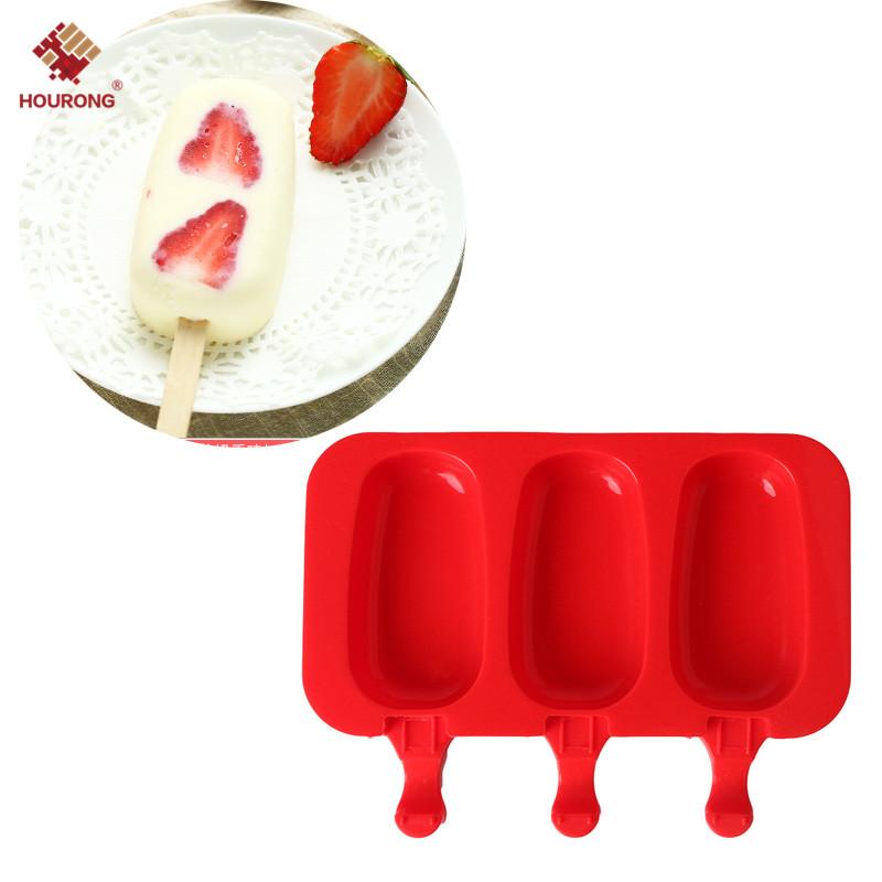 ice cream pop mold popsicle maker lolly mould tray diy. Black Bedroom Furniture Sets. Home Design Ideas