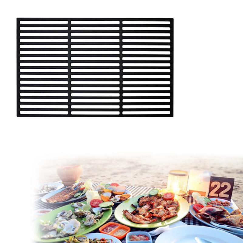 gu eisen grillgitter 45 x 35 cm grillrost gussrost grillaufsatz emailliert grill ebay. Black Bedroom Furniture Sets. Home Design Ideas
