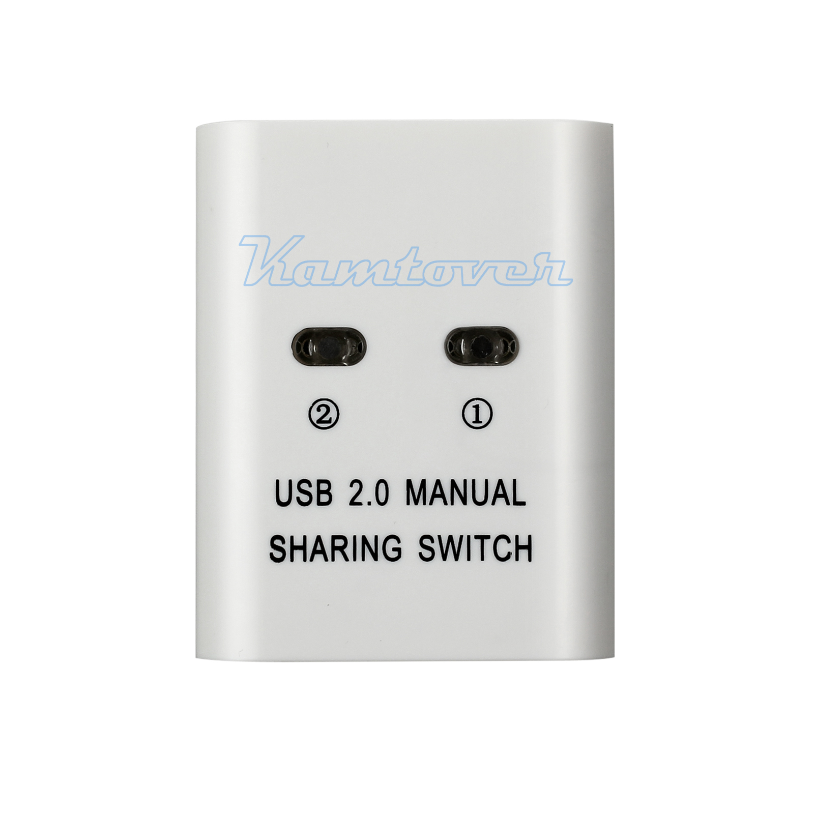 2 Ports Usb Manual Share Sharing Switch Splitter Box Hub For Pc Way Printer Detail Information