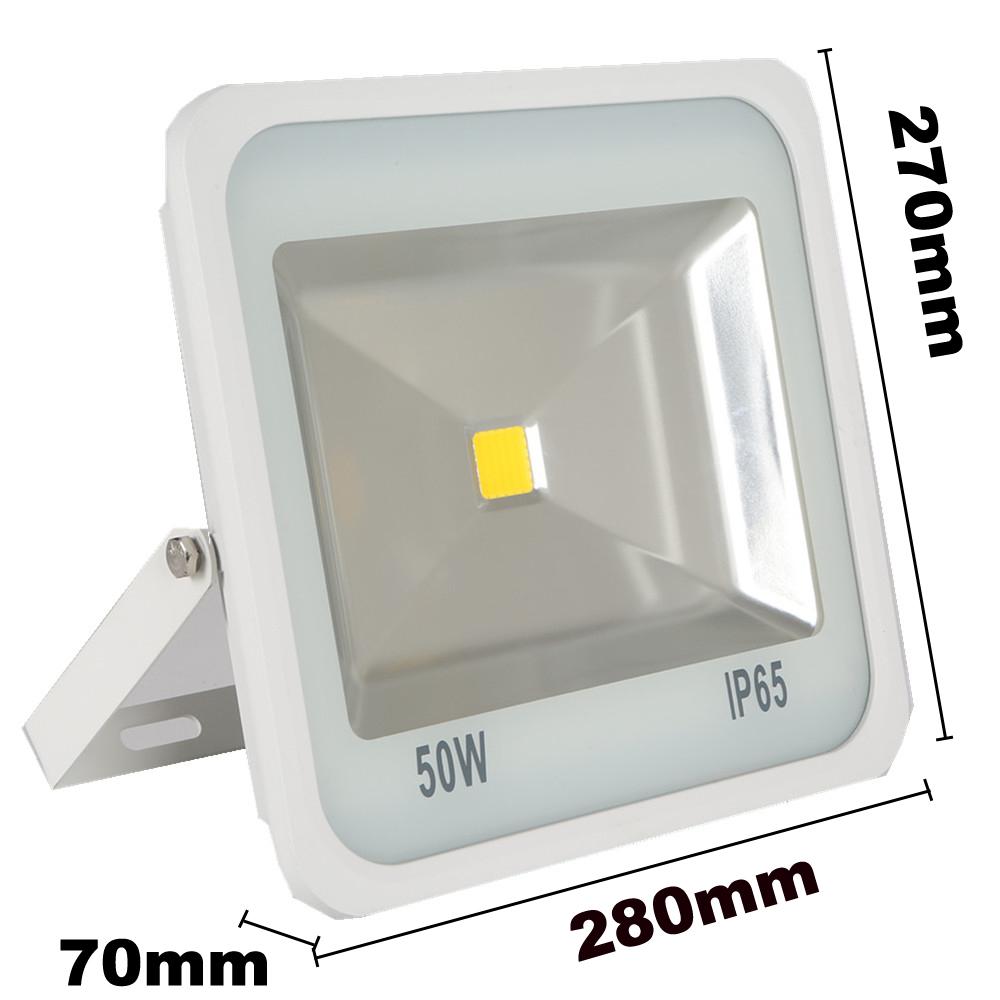 scheinwerfer 2x50w led warmwei licht ip65 mit teleskop stativ baustrahler lampe ebay. Black Bedroom Furniture Sets. Home Design Ideas