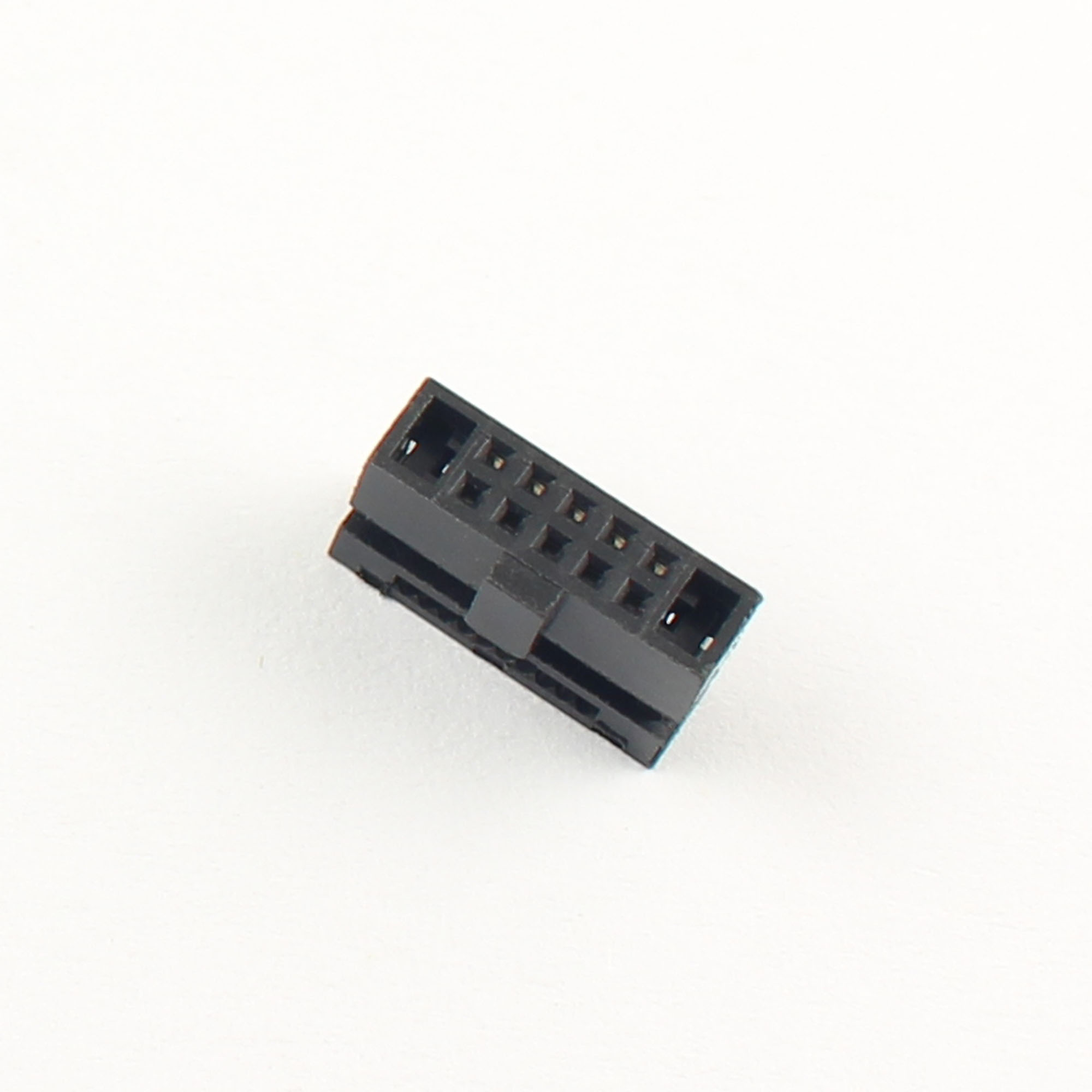10pcs 1 27mm Pitch 2x5 Pin 10 Pin Idc Fc Female Header