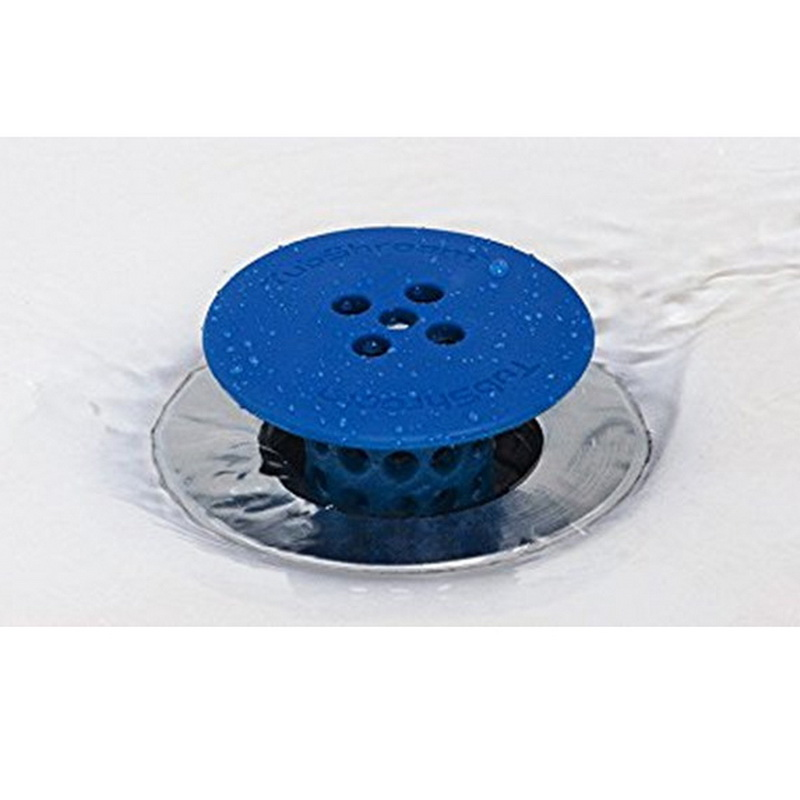Delicate Silicone Bathroom Bath Tub Sink Basin Drain Bath