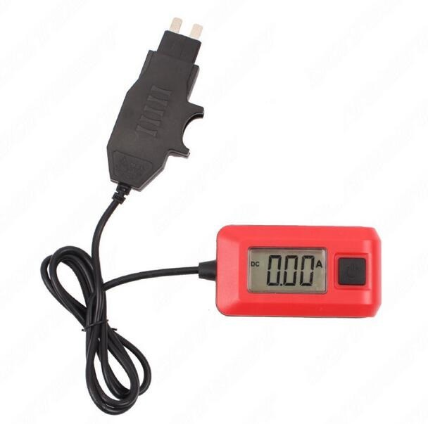 Electric Current Tester : Ae car electrical current tester by fuse galvanometer