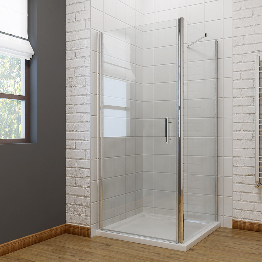 A 36 x 36 reversible miranda corner shower enclosure with for 100 doors 2 door 36