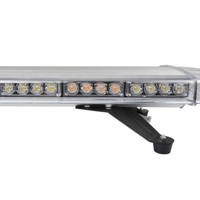 72 led 38 light bar emergency beacon warn tow truck plow response. Black Bedroom Furniture Sets. Home Design Ideas