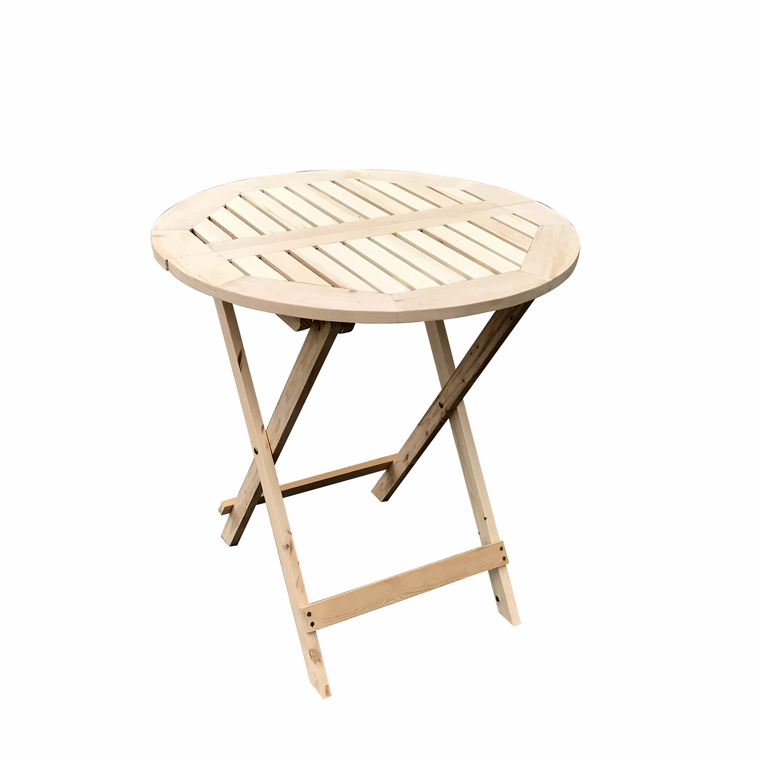 Wooden folding table outdoor garden wood deck furniture for Furniture xo out of business