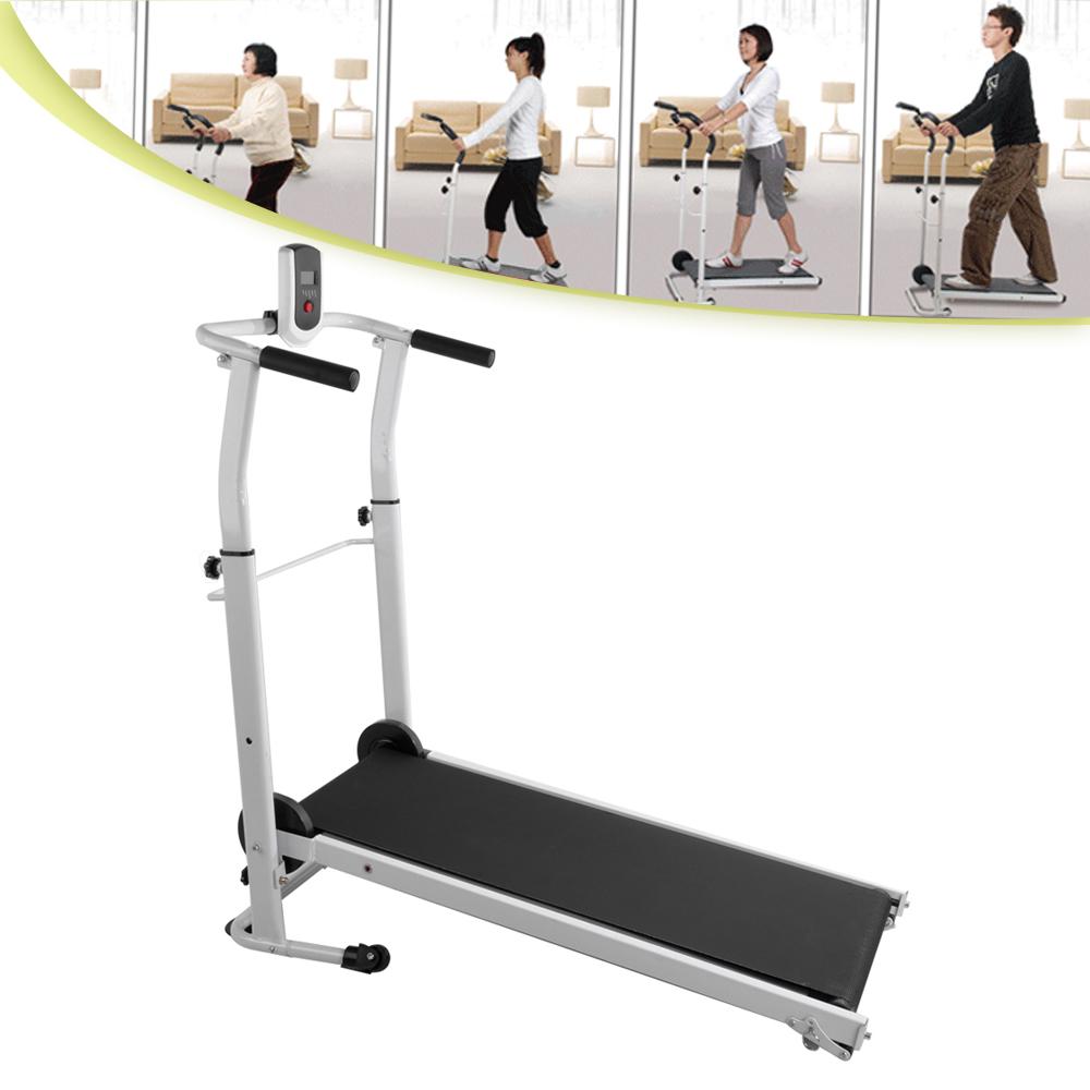 Slipping Treadmill Belt Help: 2017 Folding Mini Mechanical Fitness Running Machine