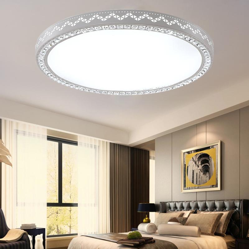 Led deckenleuchte kristall schlafzimmer flurleuchte for Schlafzimmer wandlampe