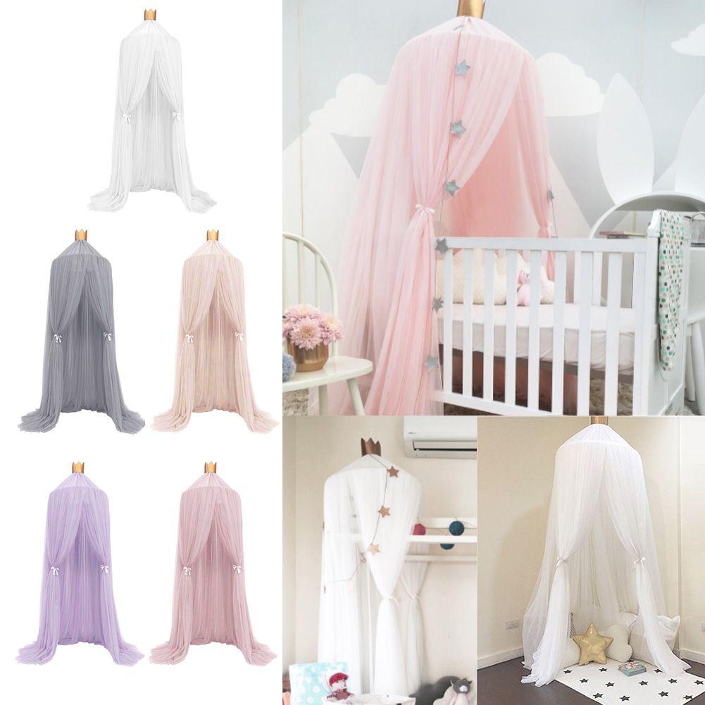 baby betthimmel baldachin moskitonetz rundum nestchen. Black Bedroom Furniture Sets. Home Design Ideas