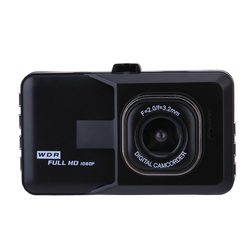 "3.0"" Vehicle 1080P Car Dashboard DVR Camera Video Recorder ..."