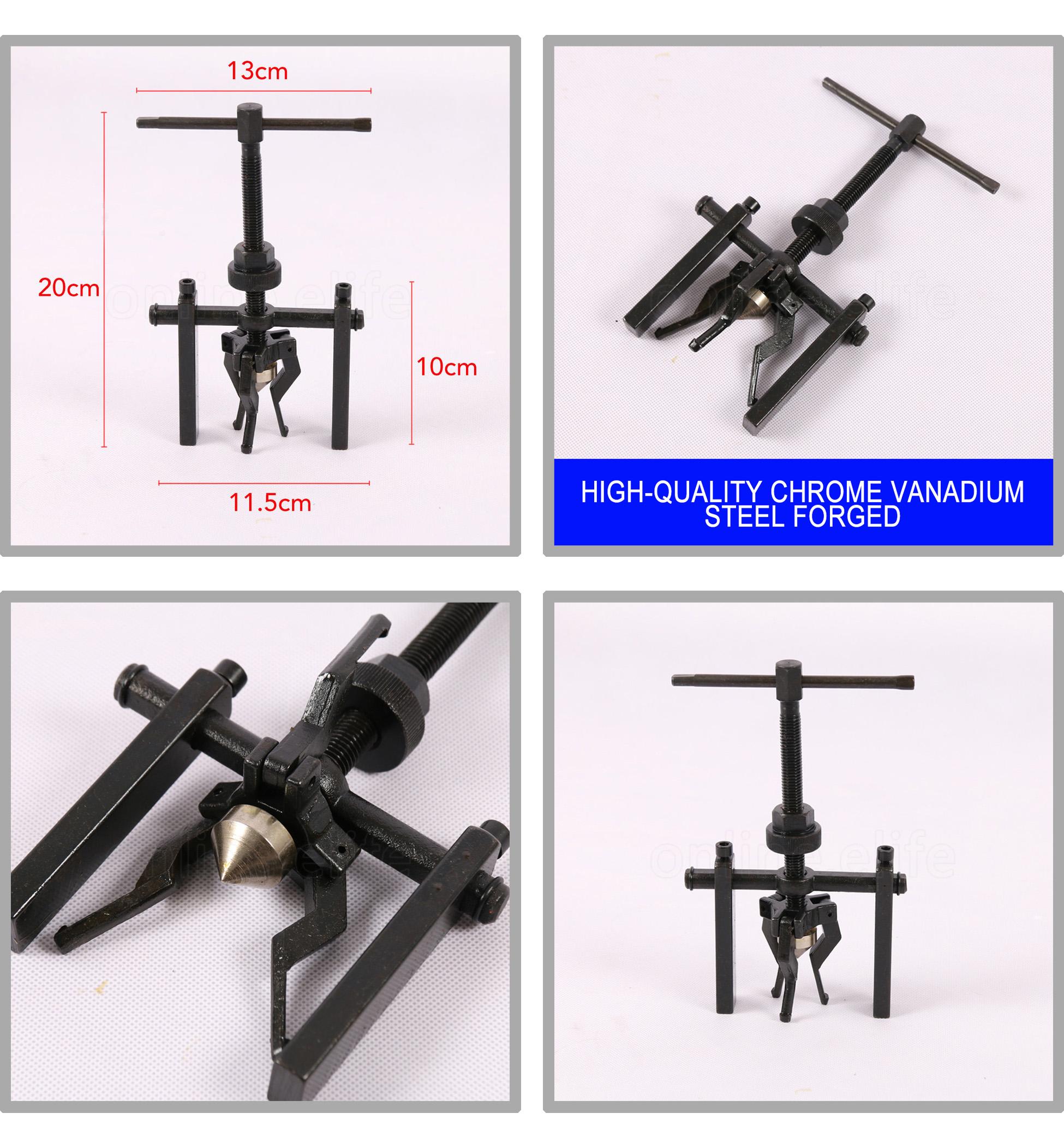 Bearing Puller Material : Oz pilot bearing puller jaws bushing gear extractor