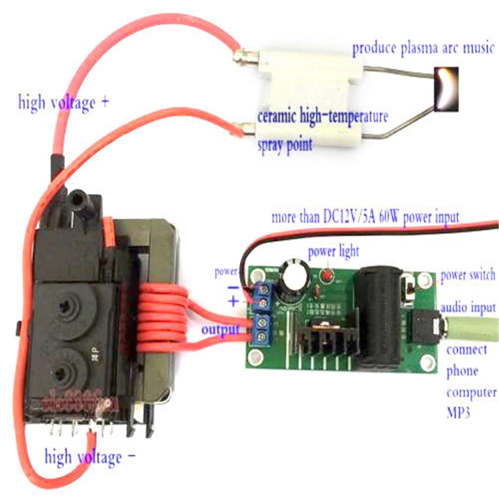 F C E Cf Da on Ignition Voltage Booster
