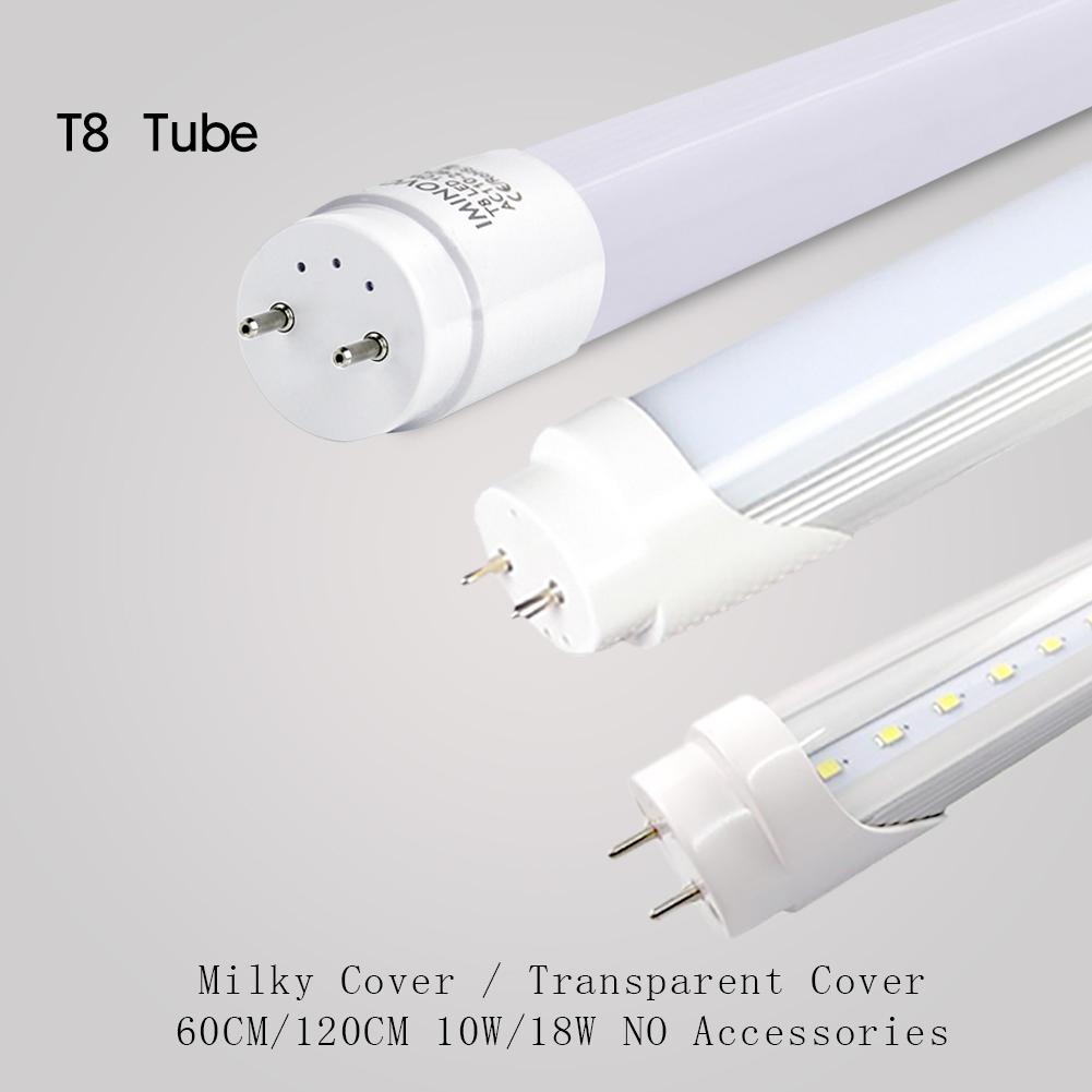 T8 Led Tube Ac110v Light Bulb 2ft 4ft Replacement