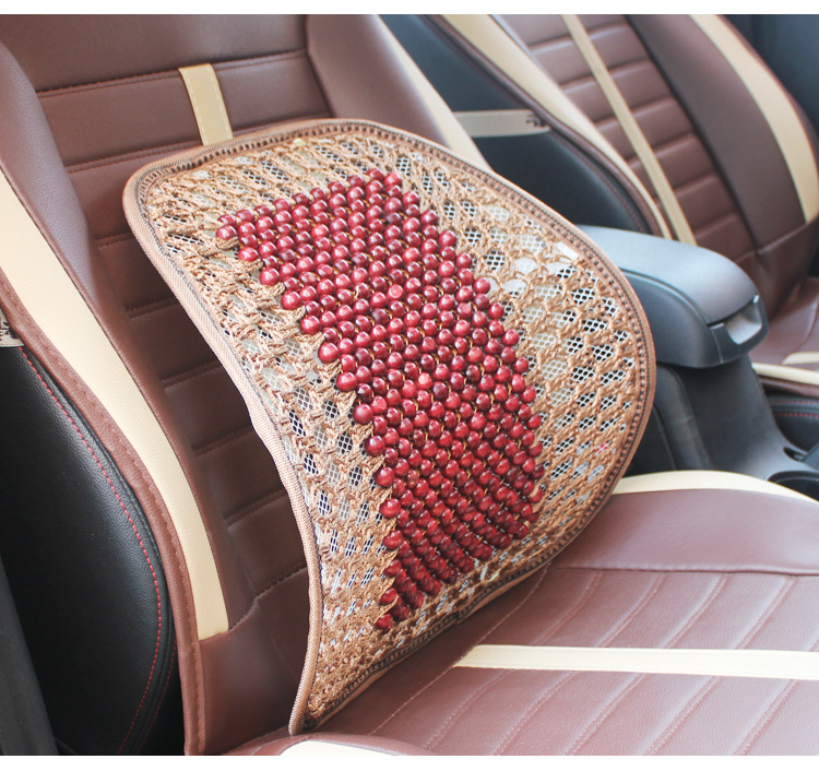 Cushions with bamboo wire steel Car Summer Supplies Monolithic Cushion pad #