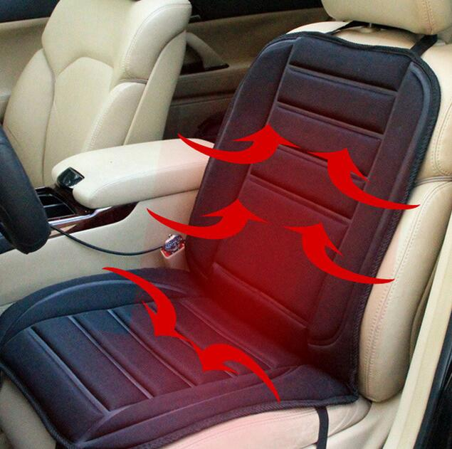 electric seat car heating cushions thermostat single car interior decoration ebay. Black Bedroom Furniture Sets. Home Design Ideas