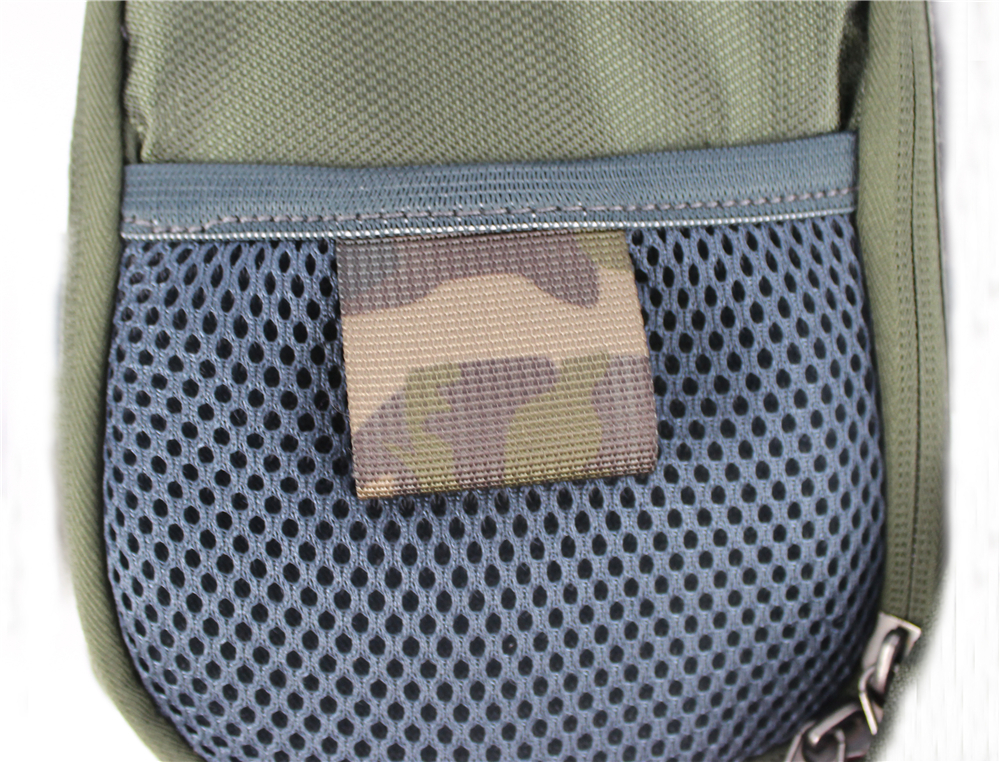 Fly fishing chest bag waist pack lightweight comfortable for Ap fishing backpack