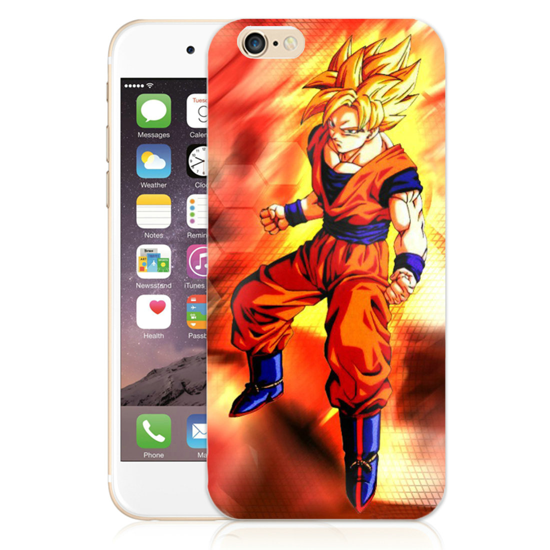 custodia iphone 7 dragon ball
