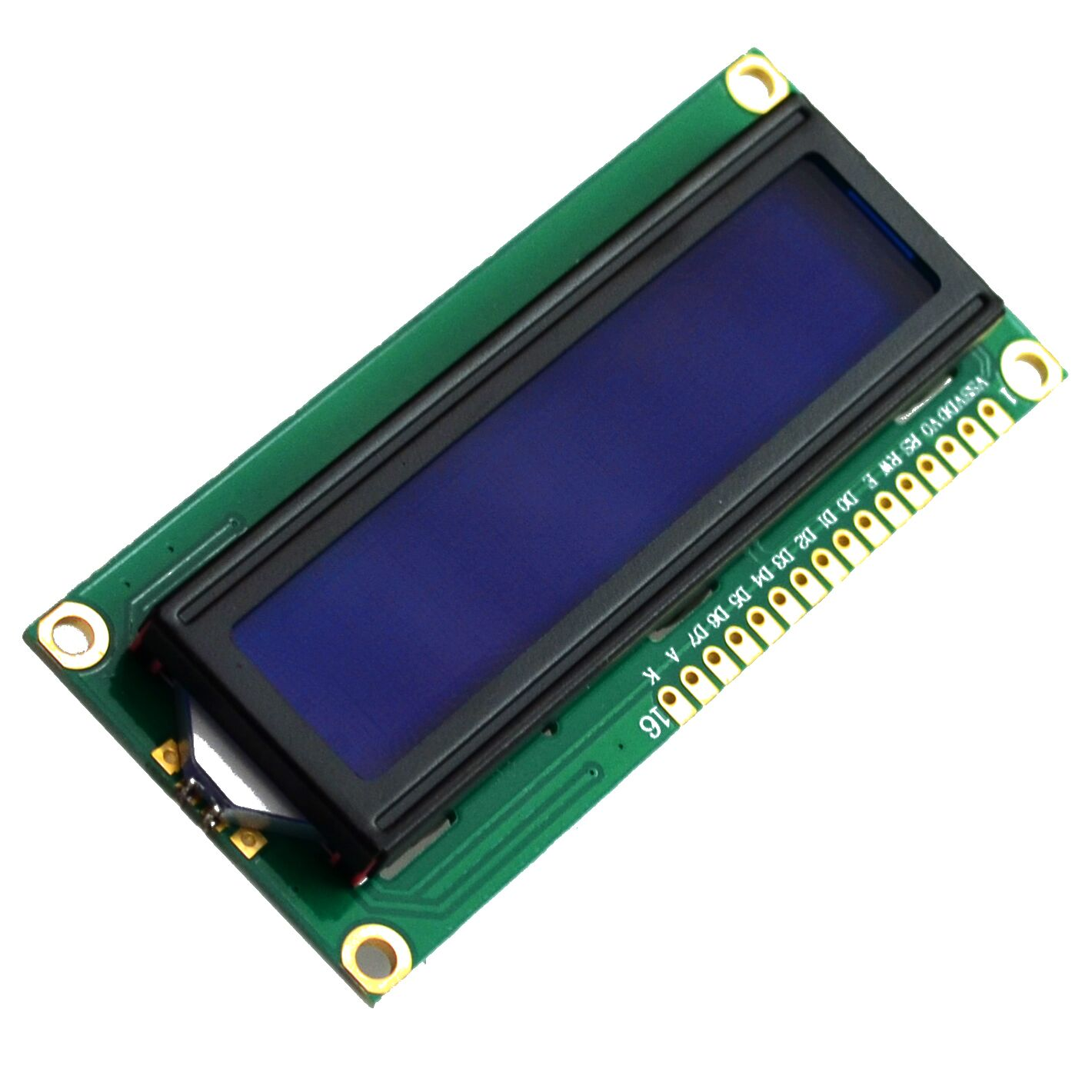 Lcd 16 2 India likewise  besides Arduino 1602 Lcd Wiring Schematic additionally 161186595501 together with 2pcs Yellow Backlight 1602 Character Lcd Display Module For Arduino. on lcd 1602 characters