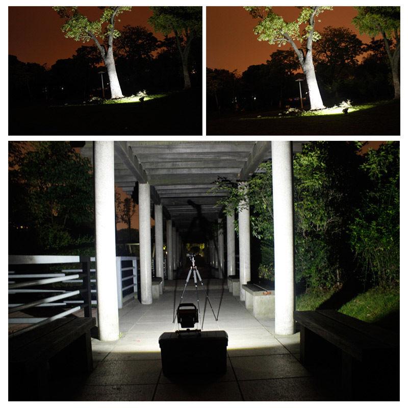 10 20 30 50w akku led handlampe arbeitsleuchte baustrahler mit teleskop stativ ebay. Black Bedroom Furniture Sets. Home Design Ideas