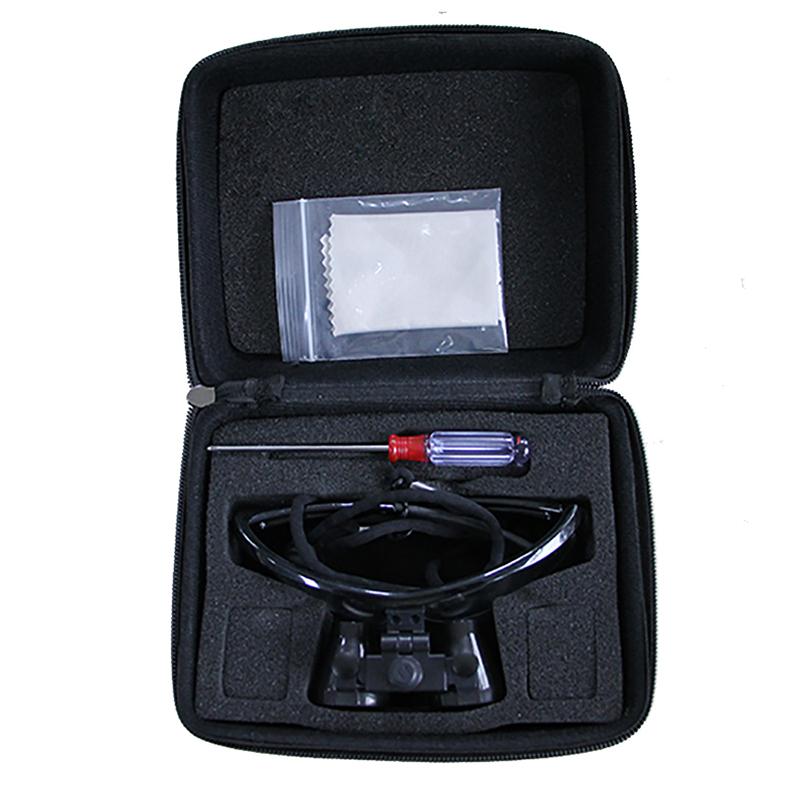 Usa Dental Loupes 3 5x 420mm Surgical Medical Binocular