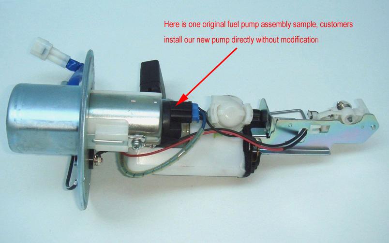 Fuel Pump For Honda Cbr600 Cbr600rr Cbr600f Cbr600f4 2001 2006 Ebay