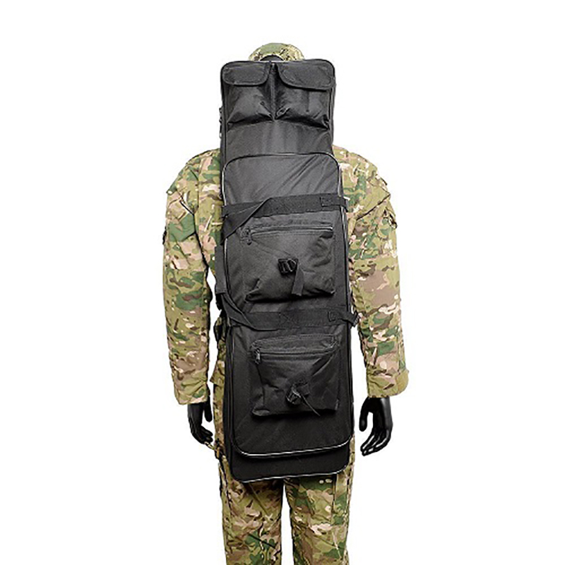 48in tactical hunting shooting padded gun storage carry for Ap fishing backpack
