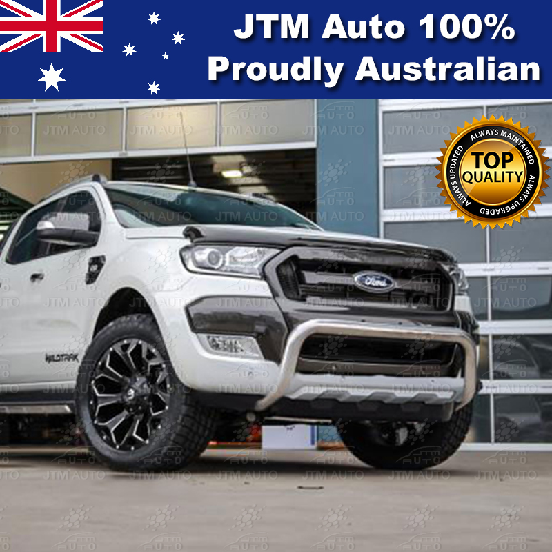 "ADR approved 3"" Nudge Bar Suits Ford Ranger PX2 Tech Pack & Sensor 2015-2018"