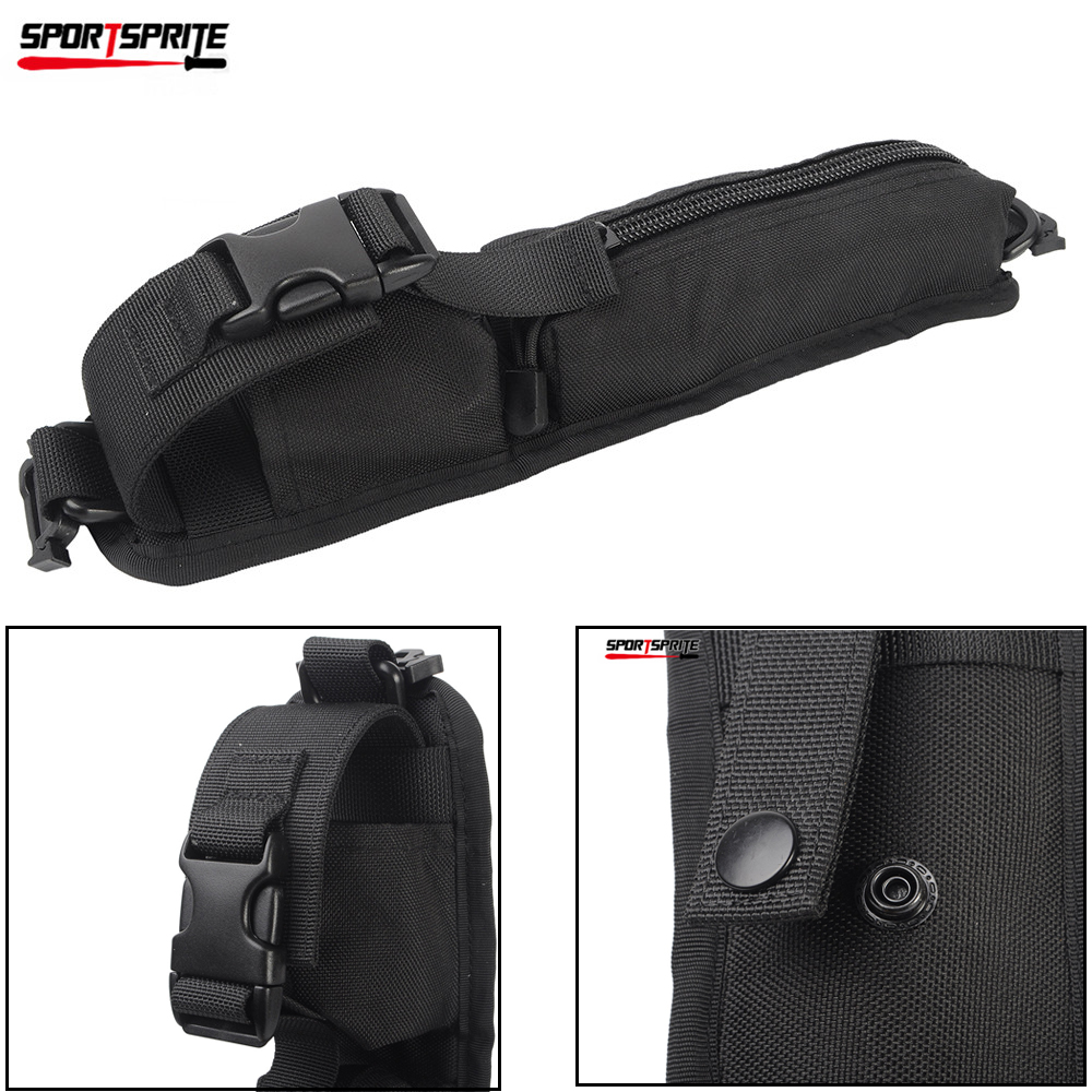 Tactical Molle Accessory Pouch Backpack Shoulder Strap Bag Hunting ... a1901d00c8a1d